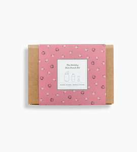 W p design the holiday rum punch kit