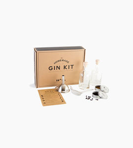 W p design the homemade gin kit