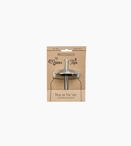 W p design the mason tap   stainless steel