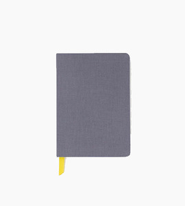 Baron fig confidant hardcover notebook   charcoal