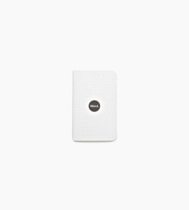 Word. dot grid notebooks 3 pack   white
